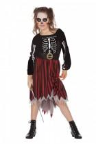 Piratenmeisje halloween