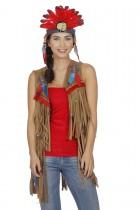 Vestje indiaan / hippie